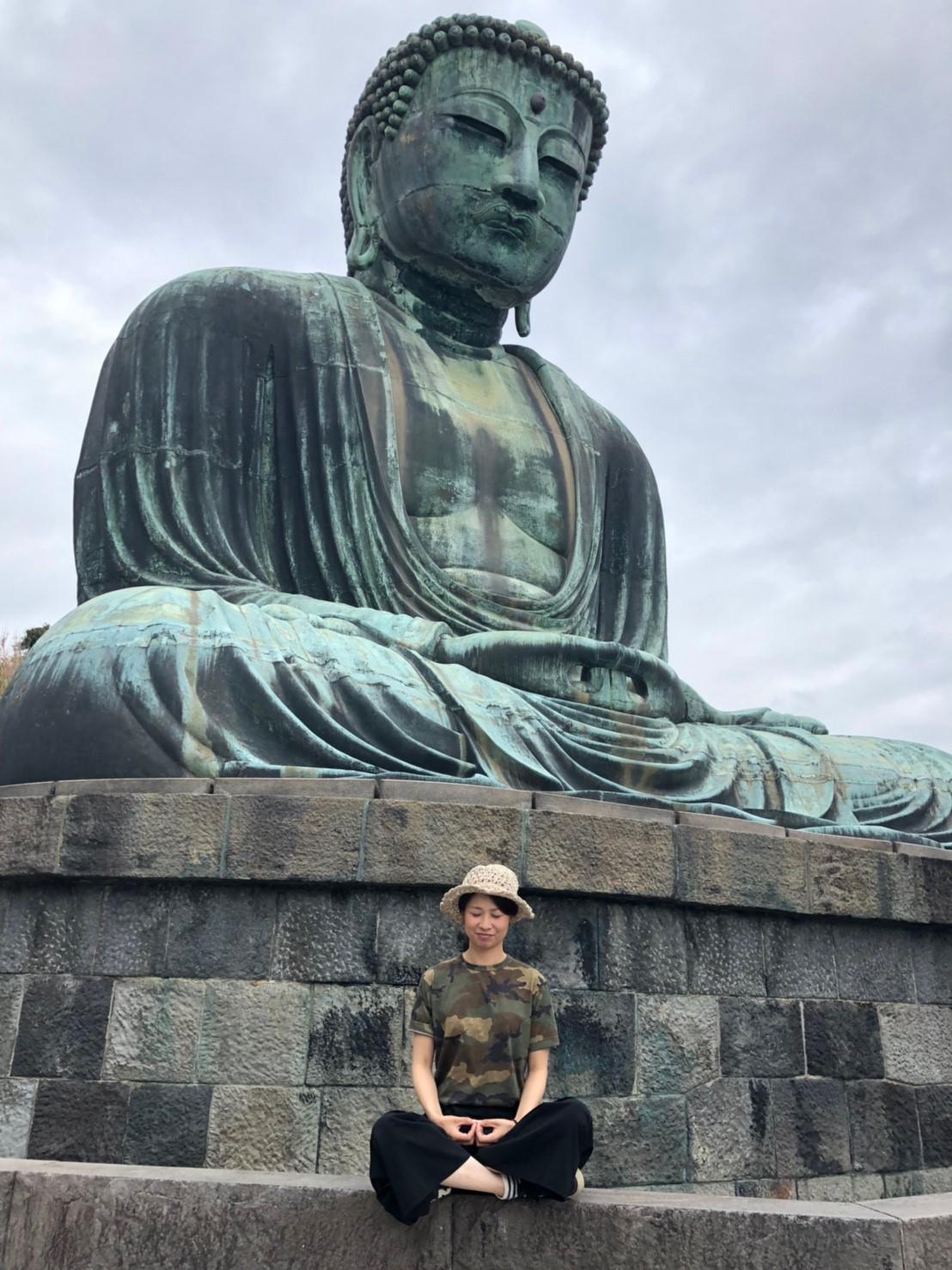 強風の中、螺旋階段を降りてきた!|日本一周農家旅 in 神奈川県藤沢