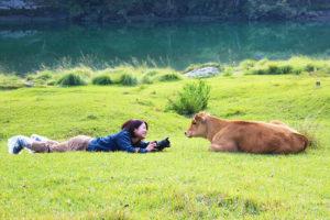 日本一周農家旅(家畜写真家)